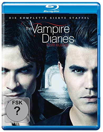 Blu-ray - The Vampire Diaries - Staffel 7 [Blu-ray]