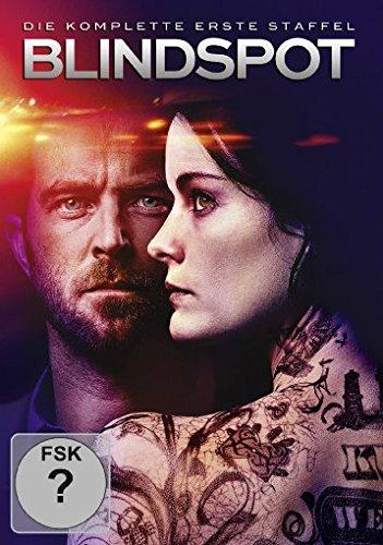 DVD - Blindspot - Staffel 1