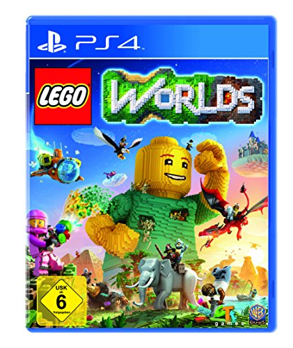 Playstation 4 - LEGO Worlds