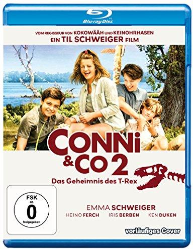 Blu-ray - Conni & Co 2 - Das Geheimnis des T-Rex