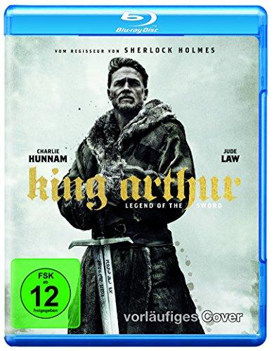 Blu-ray - King Arthur - Legend of the Sword