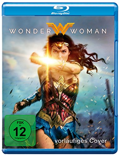 Blu-ray - Wonder Woman
