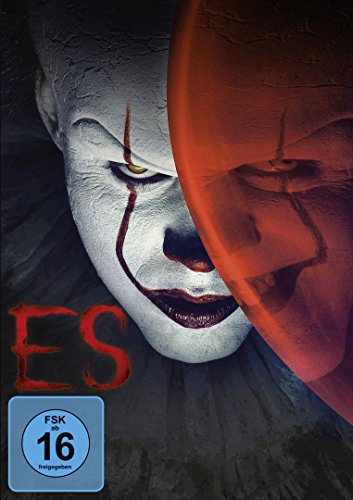 DVD - Stephen King's Es (2017)