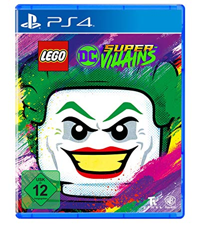 Playstation 4 - LEGO - DC Super-Villians - [PlayStation 4]