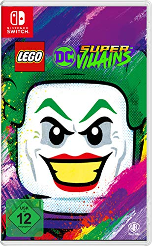 Nintendo Switch - LEGO DC Super Villians