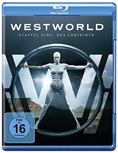 Blu-ray - Westworld - Die komplette 1. Staffel [Blu-ray]