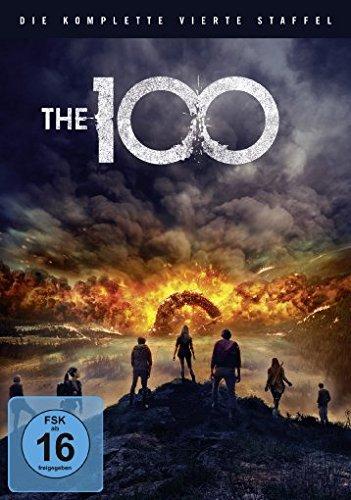 DVD - The 100 - Staffel 4