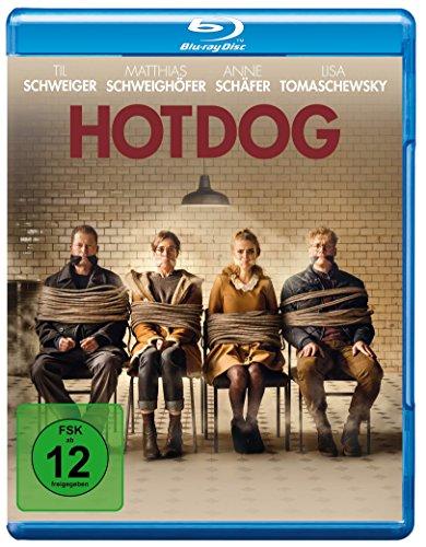 Blu-ray - Hot Dog