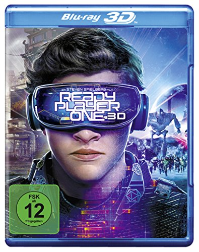 Blu-ray - Ready Player One 3D