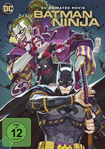 DVD - Batman Ninja (DC)