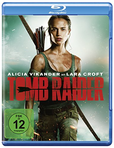 Blu-ray - Tomb Raider [Blu-ray]