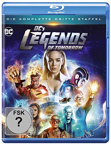 Blu-ray - DC's Legends of Tomorrow - Die komplette 3. Staffel [Blu-ray]