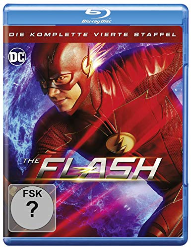 Blu-ray - The Flash - Die komplette 4. Staffel [Blu-ray]