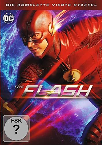 DVD - The Flash - Die komplette vierte Staffel [5 DVDs]