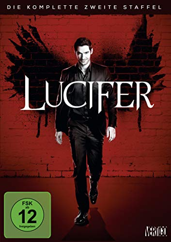 DVD - Lucifer - Staffel 2