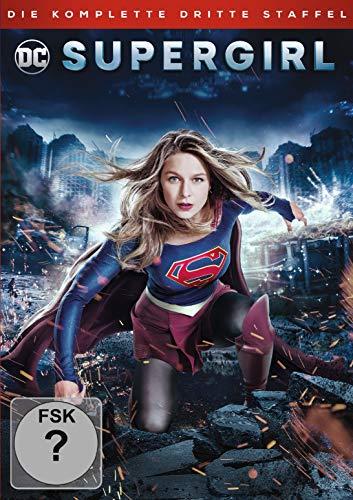 - Supergirl - Die komplette dritte Staffel [4 DVDs]