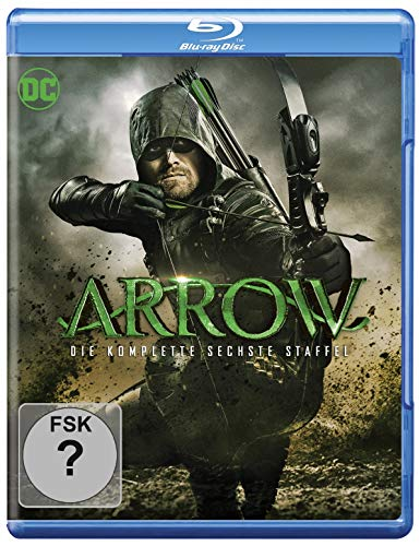 - Arrow - Staffel 6 [Blu-ray]