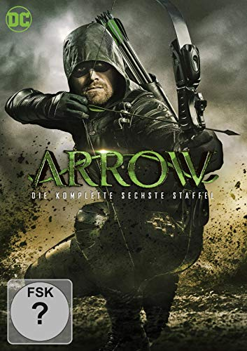 DVD - Arrow - Staffel 6 [5 DVDs]