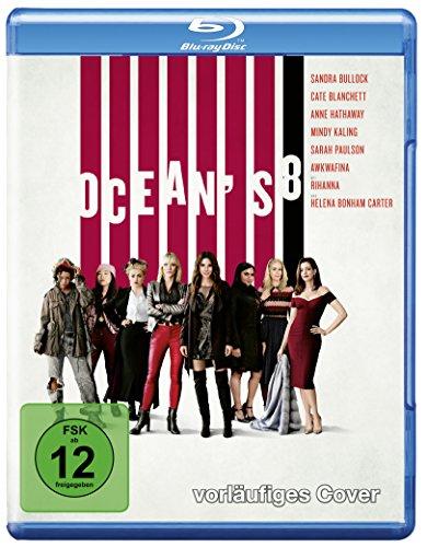 Blu-ray - Ocean's 8 [Blu-ray]