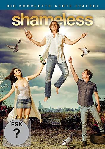 DVD - Shameless - Staffel 8
