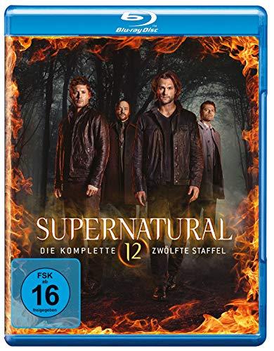 Blu-ray - Supernatural - Staffel 12