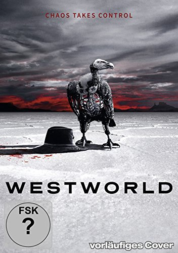 DVD - Westworld - Staffel 2 [3 DVDs]