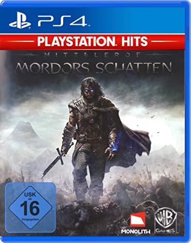 Playstation 4 - Mittelerde: Mordors Schatten - PlayStation Hits - [PlayStation 4]