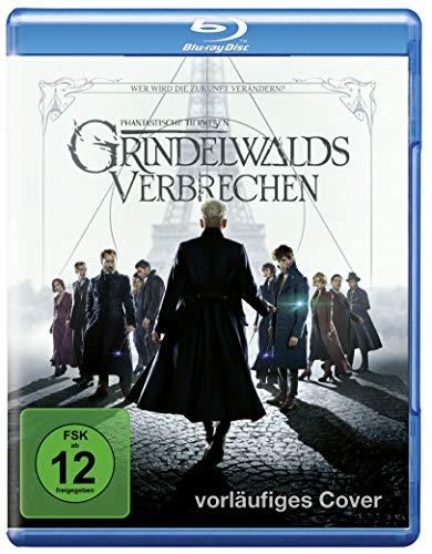 Blu-ray - Phantastische Tierwesen: Grindelwalds Verbrechen [Blu-ray]
