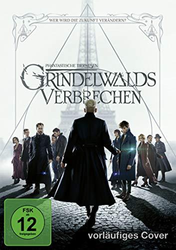 DVD - Phantastische Tierwesen: Grindelwalds Verbrechen