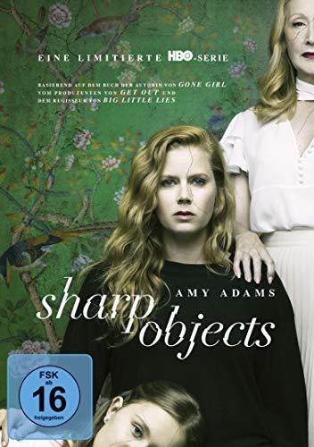 DVD - Sharp Objects