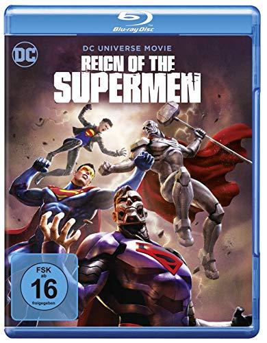 Blu-ray - Reign of the Supermen (DC Universum Movie)