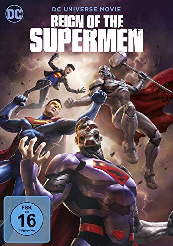 DVD - Reign of the Supermen (DC Universum Movie)