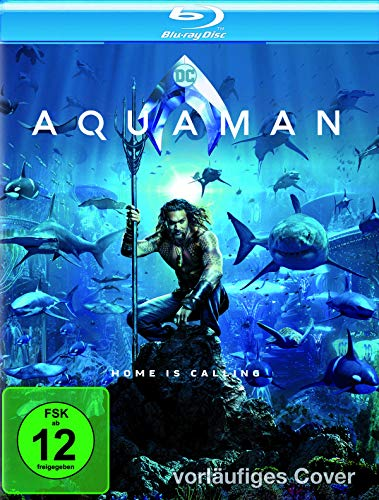 Blu-ray - Aquaman (DC)