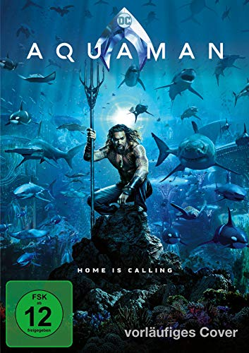 DVD - Aquaman (DC)