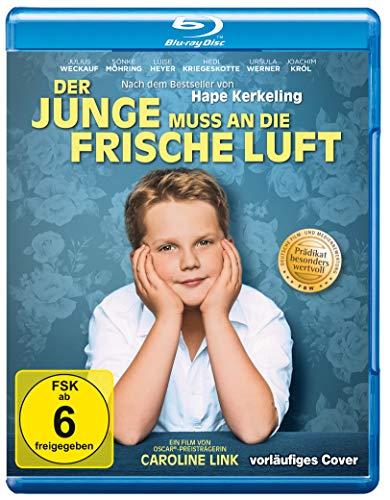 Blu-ray - Der Junge muss an die frische Luft [Blu-ray]