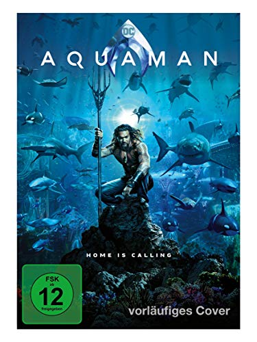 - Aquaman 3D + 2D Steelbook (exklusiv bei amazon.de) [Blu-ray] [Limited Edition]