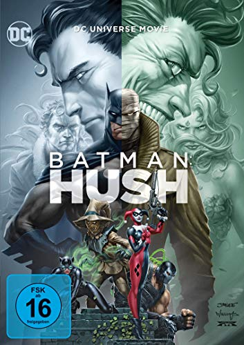 DVD - Batman - Hush (DC Universe Movie)