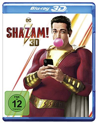 Blu-ray - Shazam! 3D (DC)