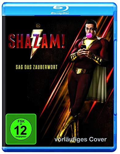 Blu-ray - Shazam! (DC)
