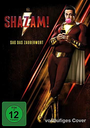 DVD - Shazam!