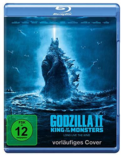 - Godzilla II: King of the Monsters [Blu-ray]