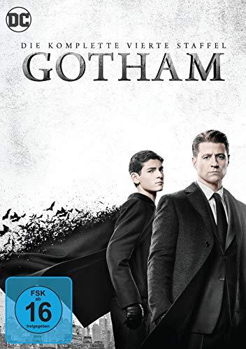 DVD - Gotham - Staffel 4