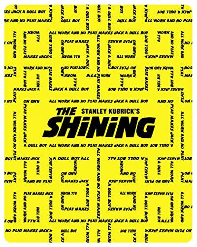 - Shining (4K Ultra HD + 2D Steelbook inklusive US Kinofassung) (exklusiv bei amazon.de) [Blu-ray]