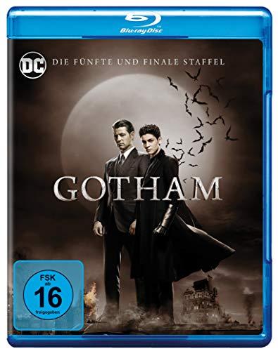Blu-ray - Gotham: Staffel 5 [Blu-ray]