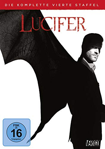 DVD - Lucifer - Staffel 4
