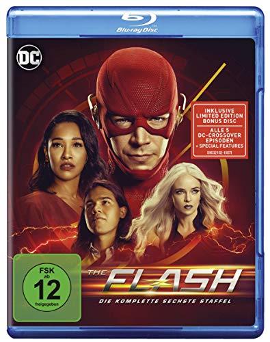 Blu-ray - The Flash - Staffel 6