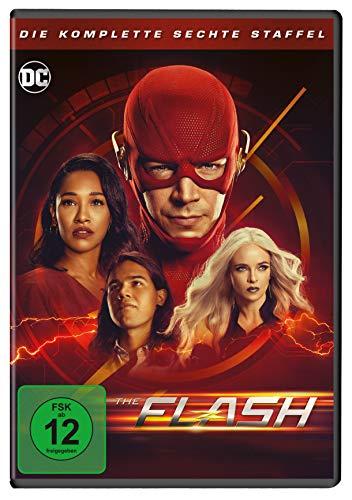 DVD - The Flash - Staffel 6