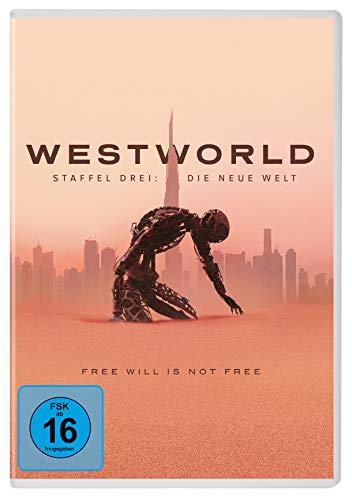 DVD - Westworld - Staffel 3: Die neue Welt