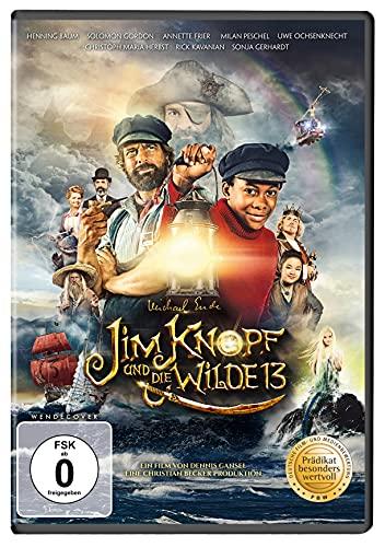 DVD - Jim Knopf und die Wilde 13