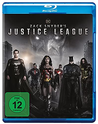 Blu-ray - Zack Snyder's Justice League [Blu-ray]